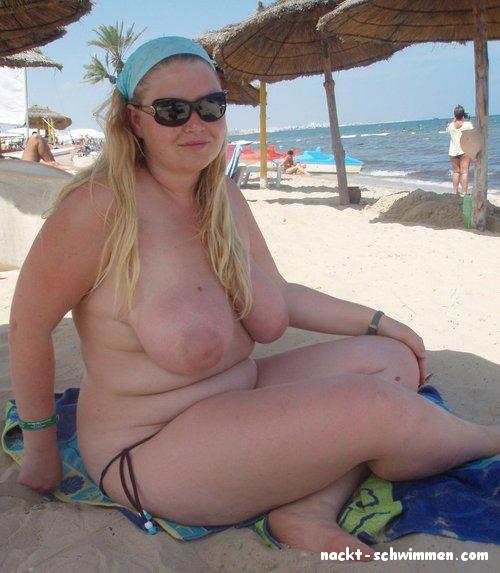 Frau nackte mollige Mollige Frauen