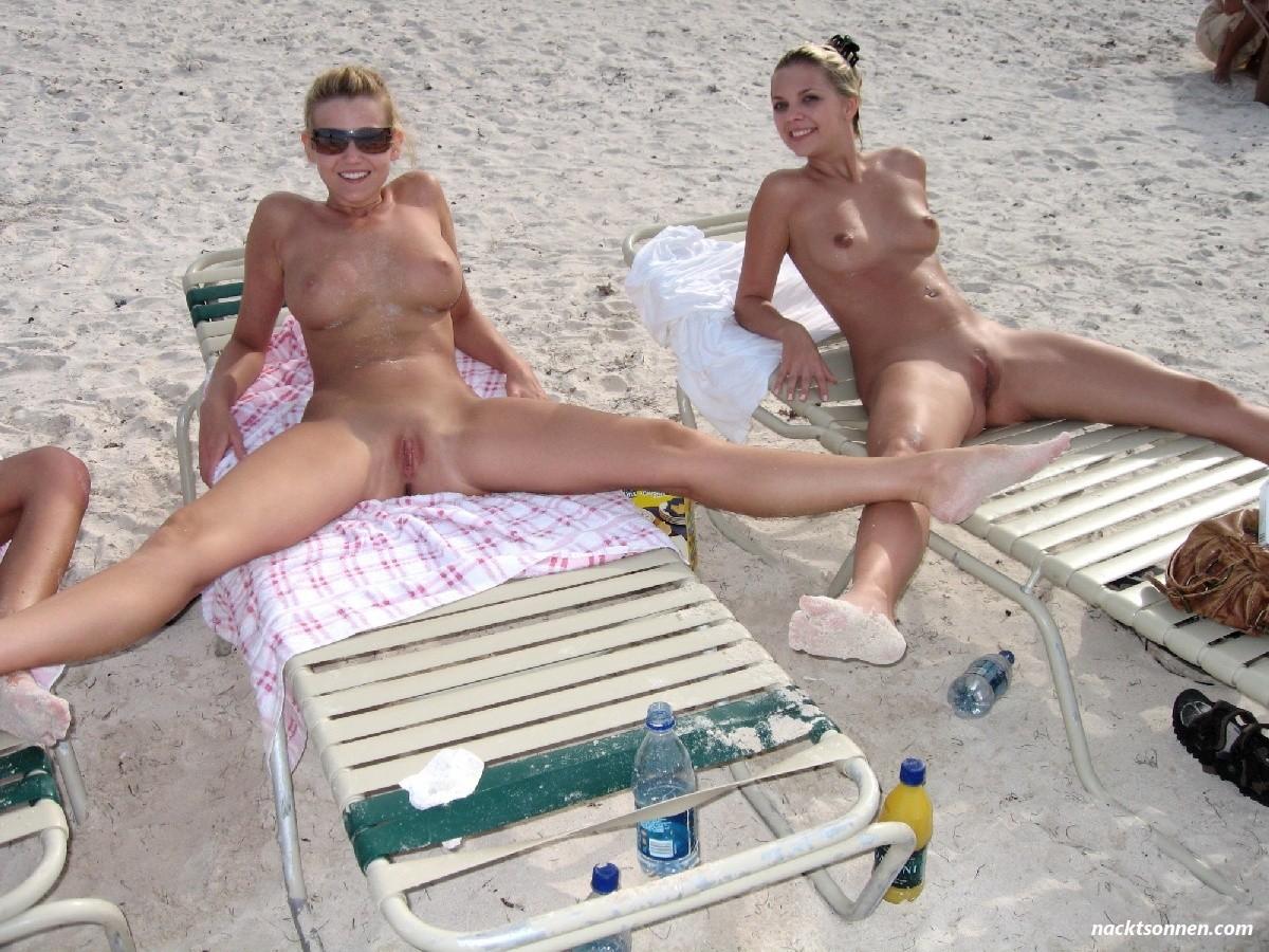 De nackt sonnen FKK Bilder